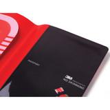 Detail of Everymonster travel RFID blocking passport case