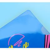 Detail of Lazy lounge retro file folder