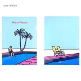 Slow paradise - Lazy lounge retro file folder
