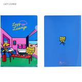 Lazy lounge - Lazy lounge retro file folder