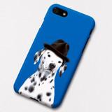 Dalmatian Paul polycarbonate iPhone case