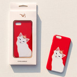Package of Lily polycarbonate iPhone case