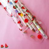 Odong et valerie clear folding pencil case