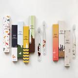 Pattern daily toothbrush