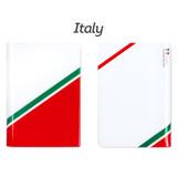 Italy - Flag RFID blocking passport case