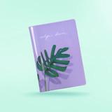 Monstera - Garden RFID blocking passport case