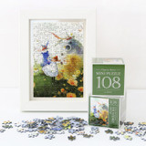The wizard of OZ 108 piece jigsaw puzzle - Green