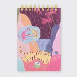 TRA LA LA LA spiral drawing notebook