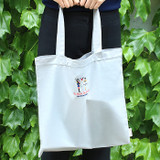 The brave toy soldier - World literature eco tote bag