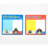 Korean traditional simple modern sticky memo notes