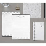 Bichon - Pattern letter paper and envelope set for you