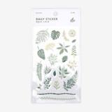 Daily transparent sticker - Leaf