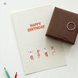 08 - Simple and cute illustration card