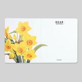 Flower illustration card set ver.5