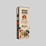 Fruits bookmark set