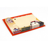 Snow white - Choo Choo cat sticky memo notes bookmark