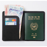 Ggo deung o RFID blocking passport case
