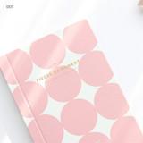 Dot - Pieces of moment self adhesive photo album ver2