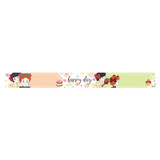 Anne of green gables single deco masking tape - Happy day
