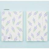 Lavender - Ardium Write your ideas soft medium lined notebook
