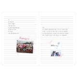 Ruled notebook - Ardium Write your ideas soft medium lined notebook