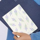 Write your ideas soft medium lined notebook