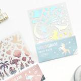 ICONIC-Hologram-deco-PVC-sticker-set-