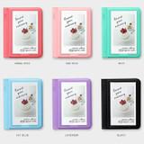 Color - 2NUL Colorful Instax mini small slip in pocket photo album