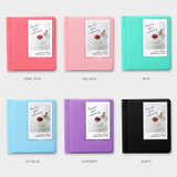 Color - 2NUL Colorful Instax mini medium slip in pocket photo album