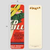 Size - Nacoo Vintage bookmark set