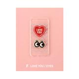 F - Love you / eyes