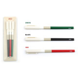 Color - Bookfriends 1950 Retro color 0.38mm gel pen set