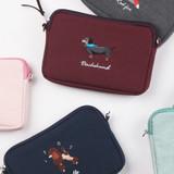 Tailorbird pastel side crossbody bag