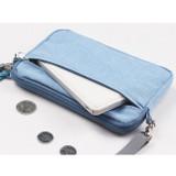 Back pocket - Tailorbird pastel side crossbody bag