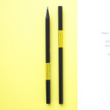 Standard B black lead pencil set