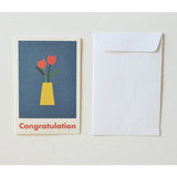 Jam studio Jam birthday card with envelope