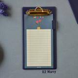 Navy - Jam small clipboard
