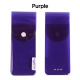 Purple - Hologram pocket jelly pencil case