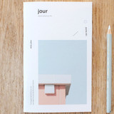 Poche Jour undated daily planner scheduler