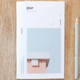 Poche Jour undated daily planner scheduler