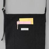 Back pocket - BNTP Washer daily medium crossbody bag