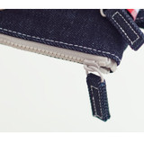 Zipper of Daily check pouch A