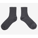 Dailylike Women easy daily socks - Charcoal