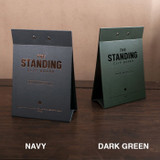 Colors of The standing medium clipboard