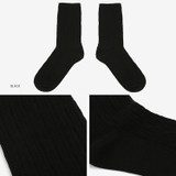 Black - Dailylike Comfortable yours for life lycra twist women socks