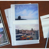 Refill pages for 4X6 slip in pocket photo album