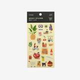 Dailylike Decorate your item epoxy adhesive sticker - Market