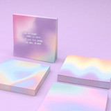 Holography memo notepad