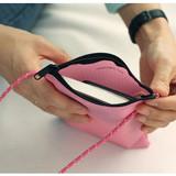 Pink - Not ordinary travel small crossbody bag