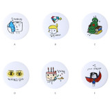 Option - Livework Todac Todac message circle pin button badge